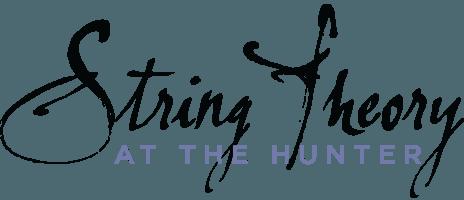 String Theroy at the Hunter - logo
